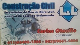 Construção Civil L&L: Empreendimento Carlos Otacílio