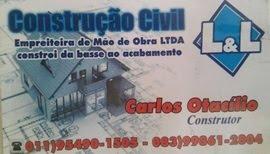 Construção Civil L&L: Empreendimento Carlos Otacílio