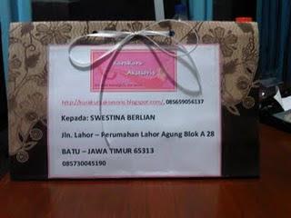 Kiriman Paket Untuk Customer..