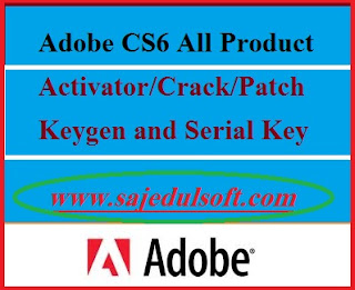 Adobe, CS6, All Product Activator,