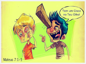 Mateus 7;1-5