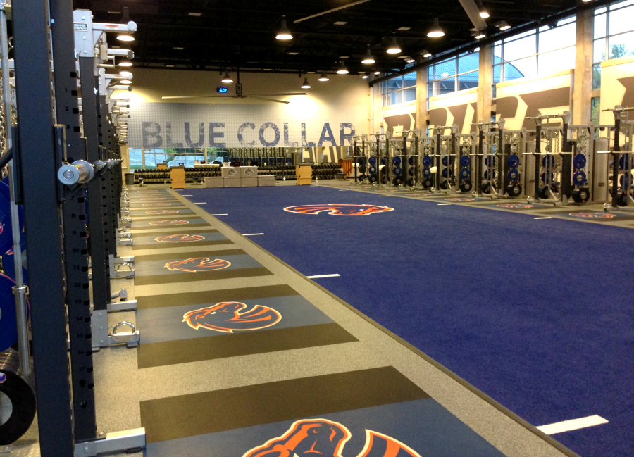 Boise State Alumni, Boise State Football, Boise State Cheerleaders, Boise State Bleymaier Football Center