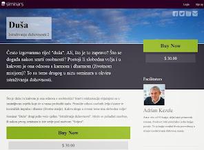 DUŠA - najnoviji online seminar