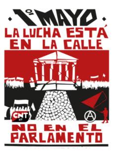 La lucha está en la calle, no en el parlamento