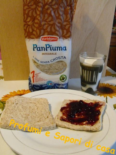 panpiuma - il pane senza crosta
