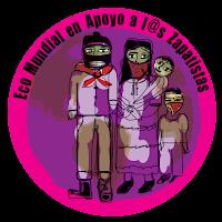 Eco Mundial en Apoyo a l@s Zapatistas