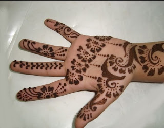 SOUTH INDIAN HENNA