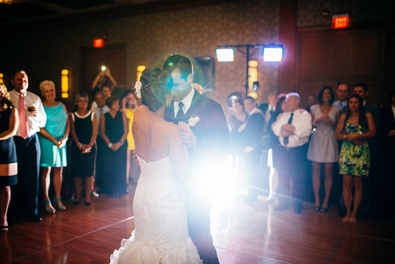 Creative First Dance Bride and Groom