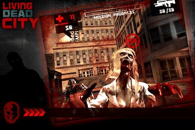 download living dead city mod apk