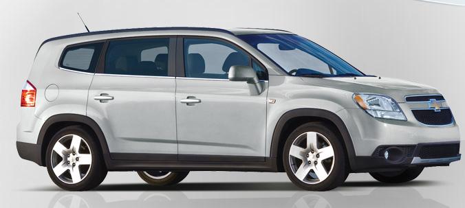 Image Gallery 2014 Chevy Minivan
