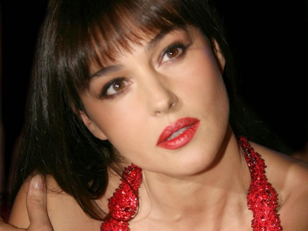 Collection Of Fabulous Eye Makeup Monica Bellucci Eye Makeup
