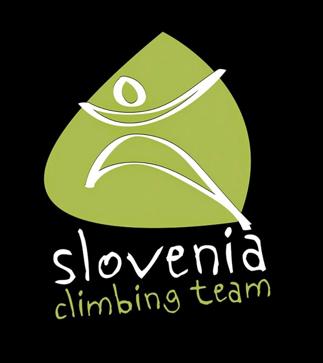 member of Slovenia climbing team