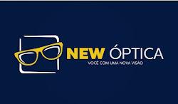 NEW ÓPTICA - VOCÊ COM UMA NOVA VISÃO