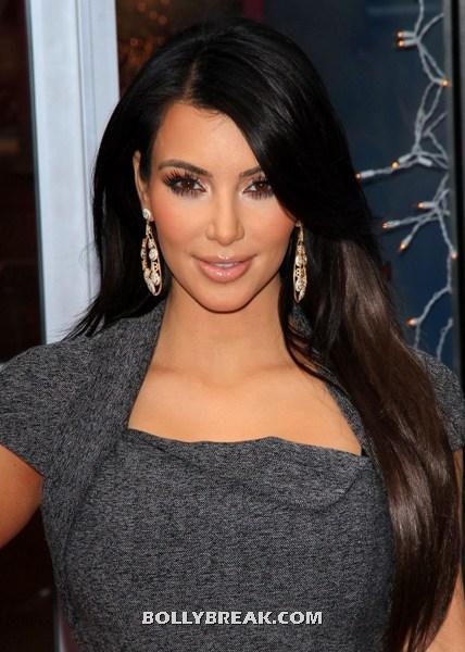 kim kardashian Long hair - (16) - kim kardashian Bigg Boss 6 Contestant Pics