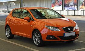 SEAT Ibiza Mk4 (6J)