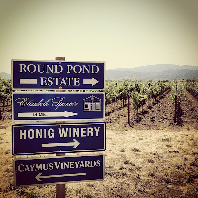Round Pond Winery Napa