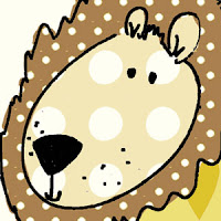 lion children's cards liz and pip ltd