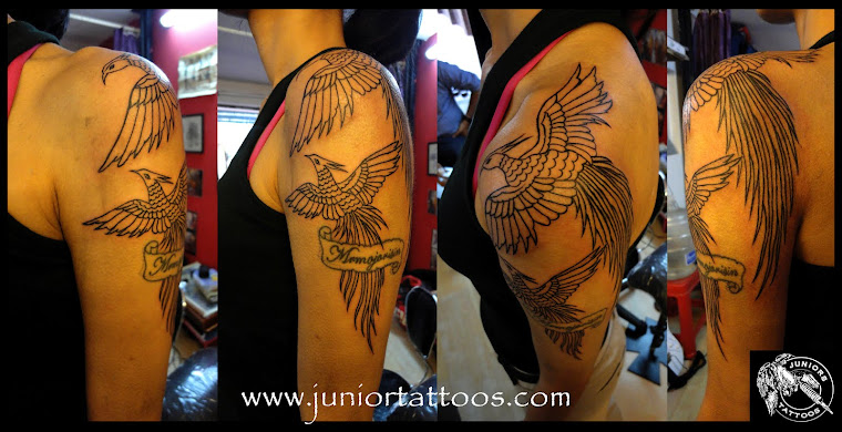 Phoenix Tattoo bangalore