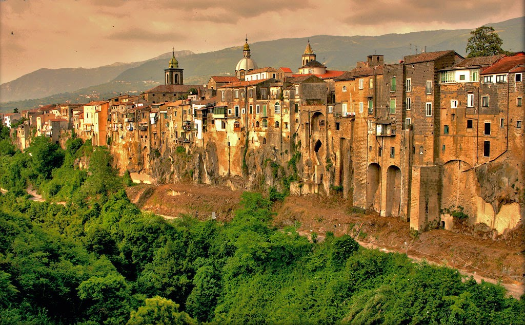 итальянский город фото