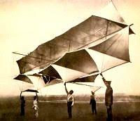 Biplane Glider Kite 1905