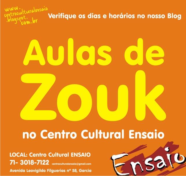 Aulas de Zouk