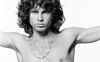 iconic pic of jim morrison