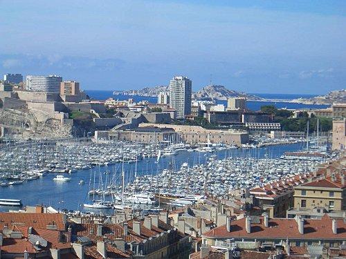 Vis le architecture urbanisme paysage patrimoine - Office du tourisme marseille vieux port ...