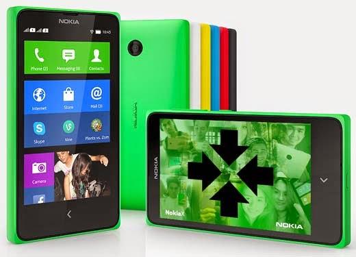 Nokia X Fastlane