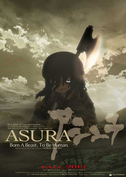 Asura 2012 poster