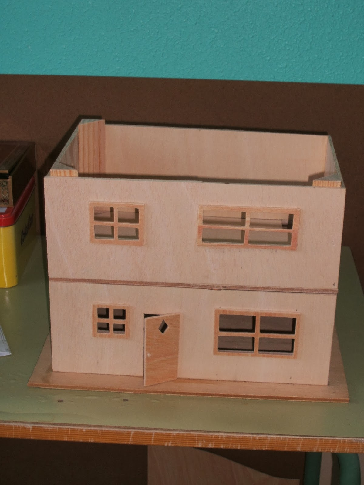Casa de mu ecas marqueteria actual - Casas de marqueteria ...