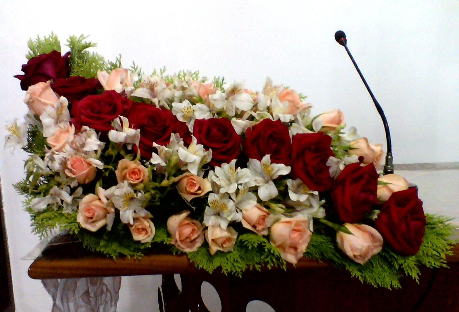 Grande Amor de Deus: Arranjos de Flores - Fotos De Arranjos De Flores Icm