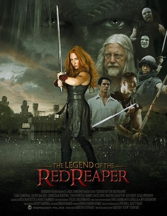 Download Legend of the Red Reaper (2013) BluRay 720p