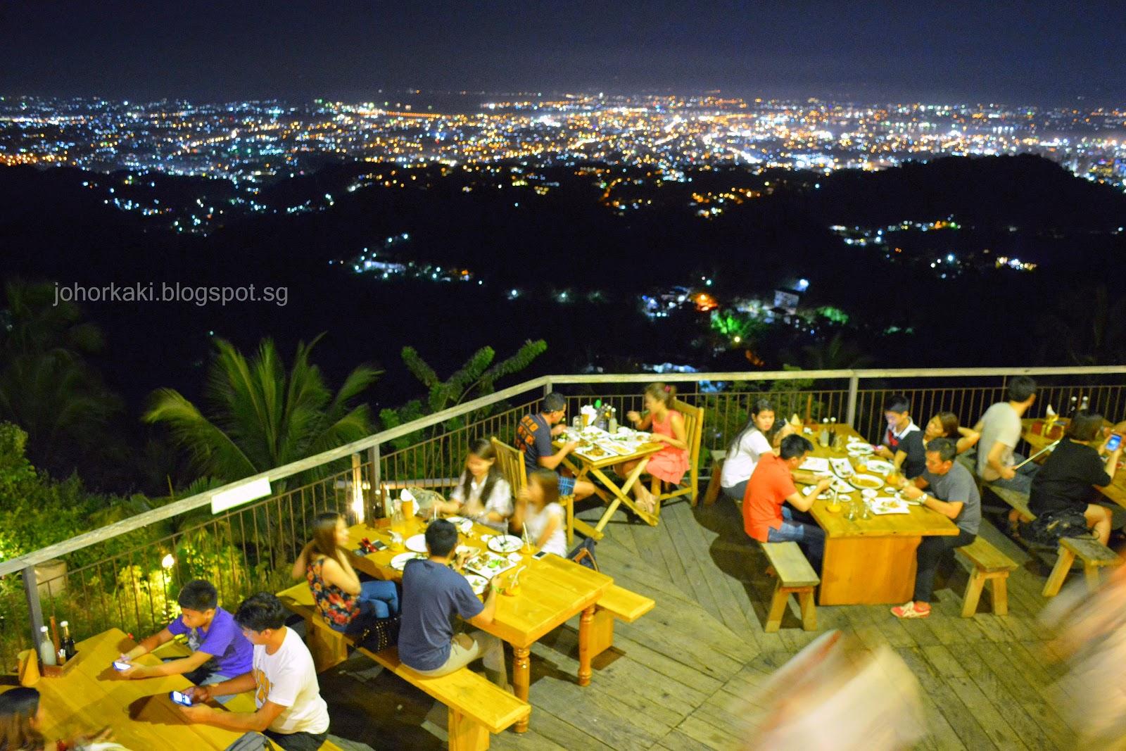Lantaw Native Restaurant Busay Cebu Philippines Johor Kaki Travels For Food