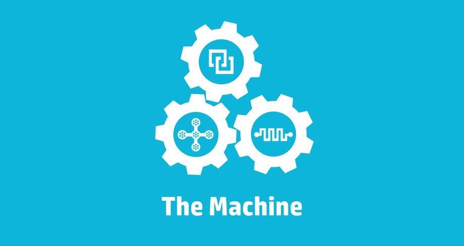 hp server machine