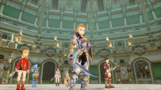 leveling party MMORPG