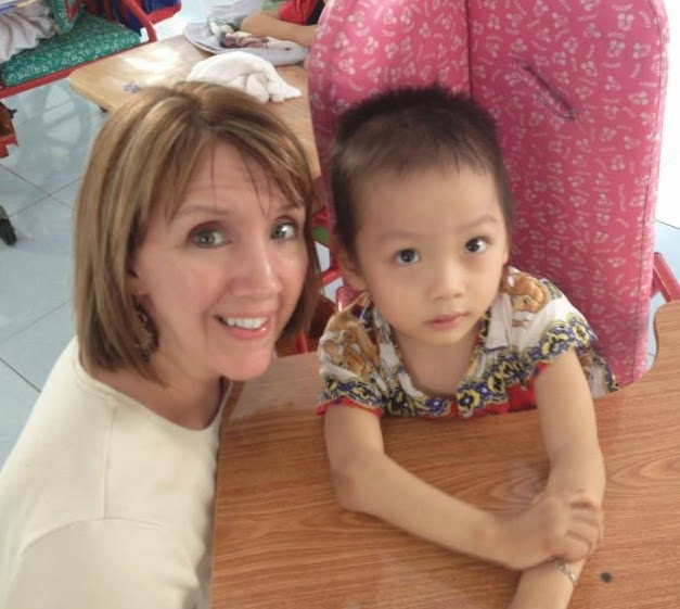 """I wanted him to have love in his life,"" said Sheri, about her experience with this child."