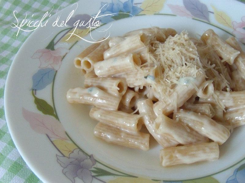 Pasta con del gorgonzola al mascarpone