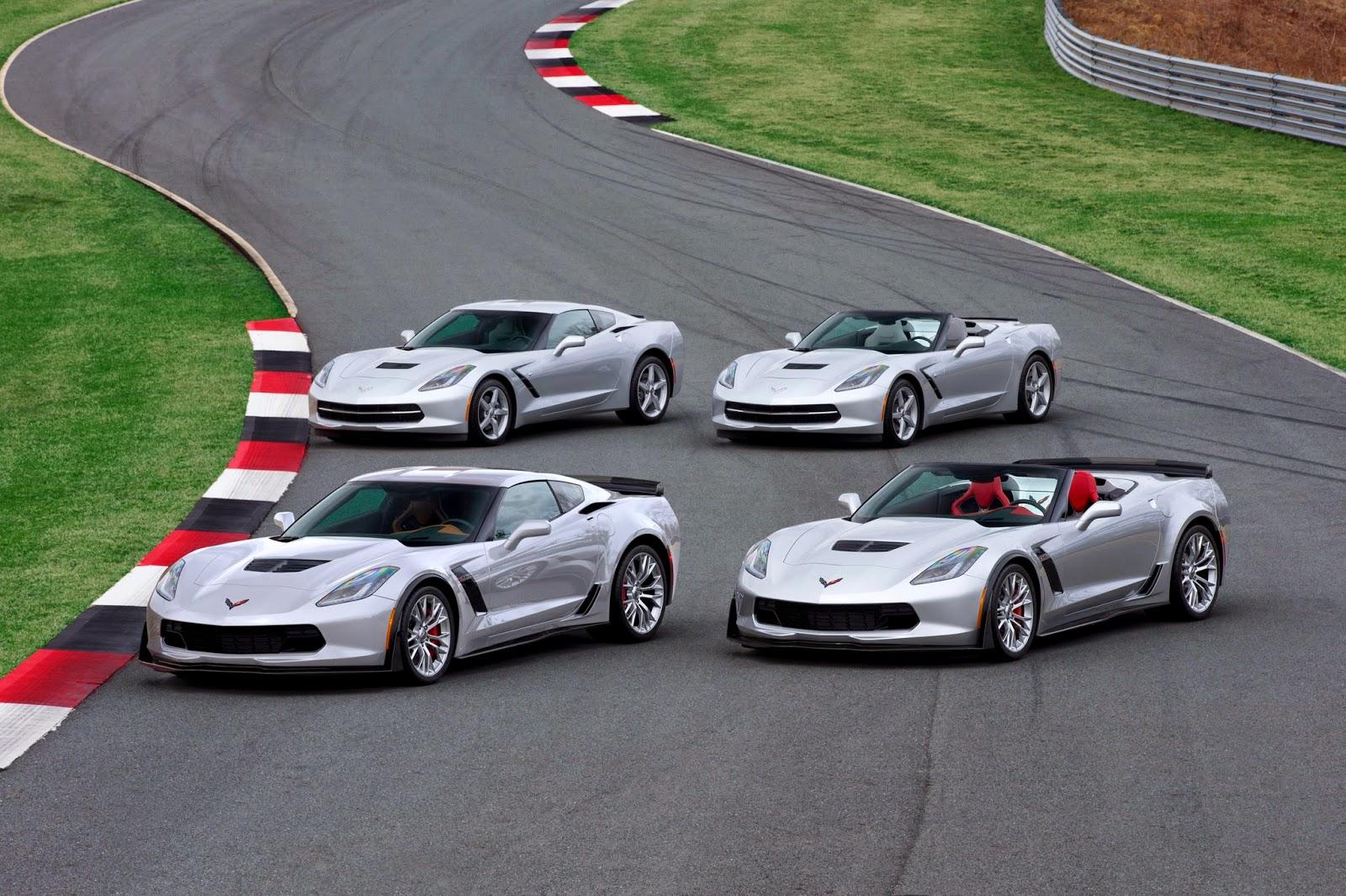 Chevrolet Corvette, on reparle d'une ZR1 et d'un moteur en position