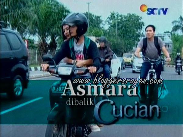 Asmara Dibalik Cucian Film