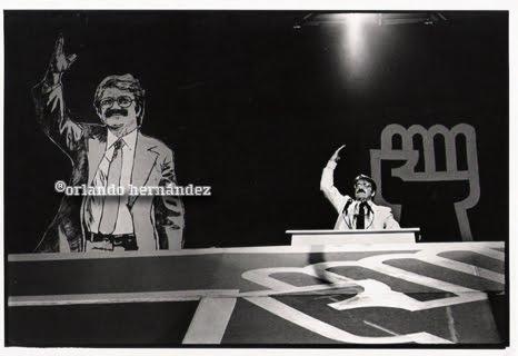 Teodoro Petkoff candidato (1983)