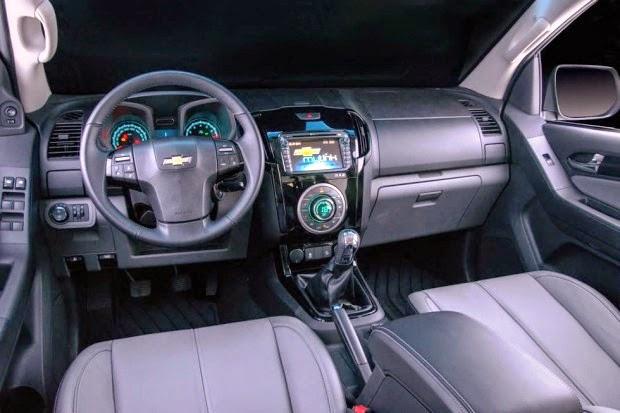 Nova Chevrolet S10 2015 picape