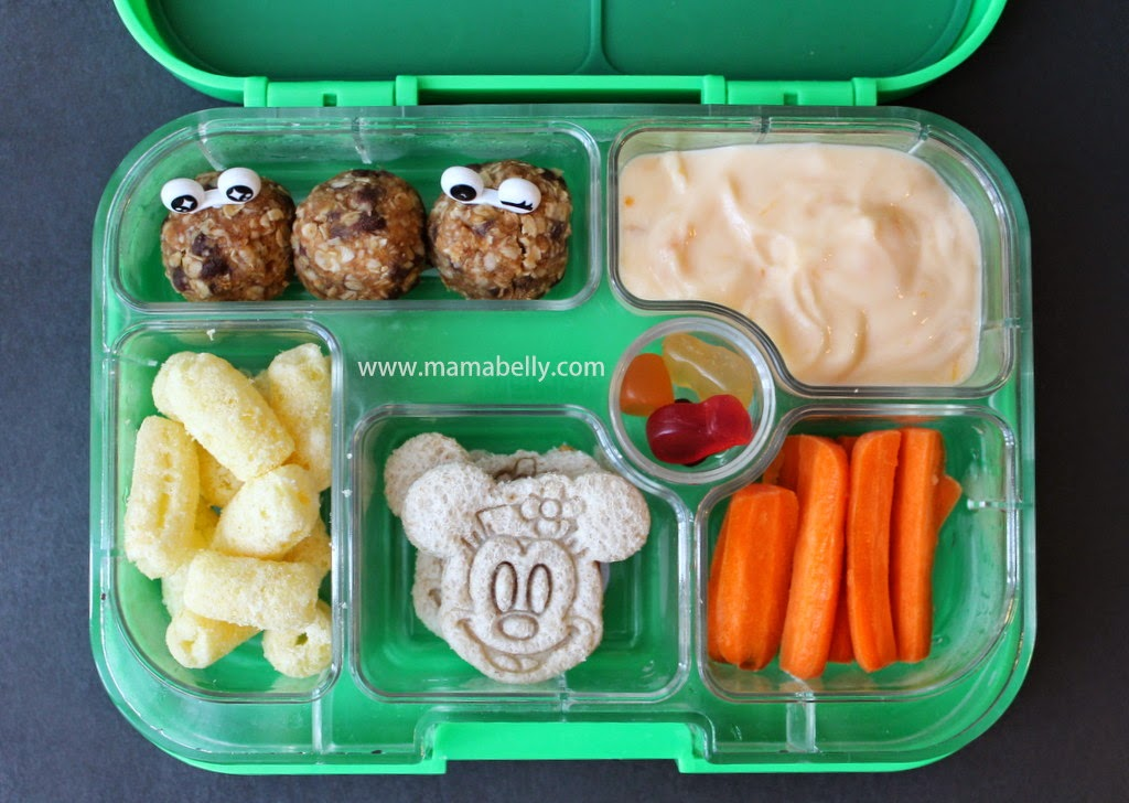 Yumbox Schoollunch Ideas - mamabelly.com