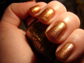 OPI DS Glow