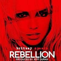 CD Britney Spears Rebellion 2013