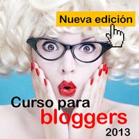 curso para bloggers 2013