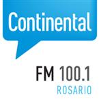 Continental Rosario 100.1