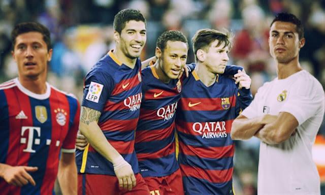 Os 100 melhores jogadores do Mundo, segundo o The Guardian