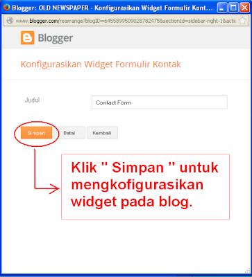 cara membuat contact form pada blog-5