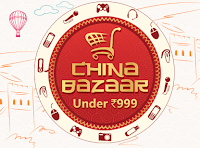 SHOPCLUES CHINA BAZAAR : Buy Everything Starting at Rs.35 and upto 95%off : Buy To Earn