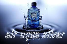 air aqua silver ajaib